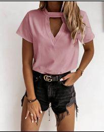 Majica - kod 3597 - roze