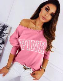 Bluza - kod 11743 - roze