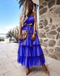 Haljina - kod 1543 - tamno plava