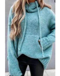 Džemper - kod 7333 - menta