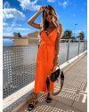 Haljina - kod 547 - narančasta